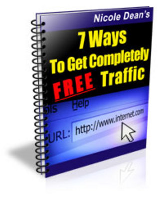 Product picture 7 Ways To Get Free Traffic