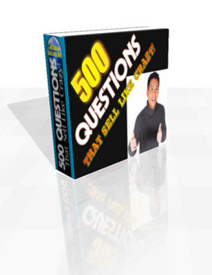 Product picture 500 Questions That Sell