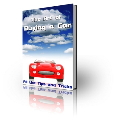 Product picture The Art Of Buying a Car