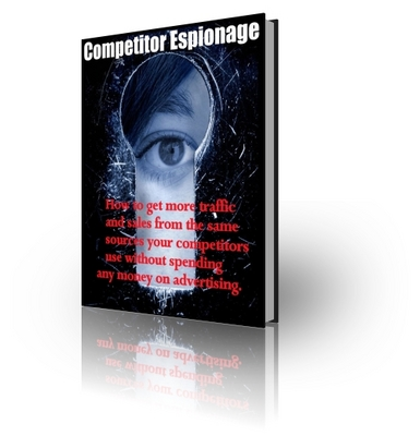 Product picture Competitor Espionage